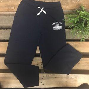 GAP kids navy blue sweatpants boys XL (12)